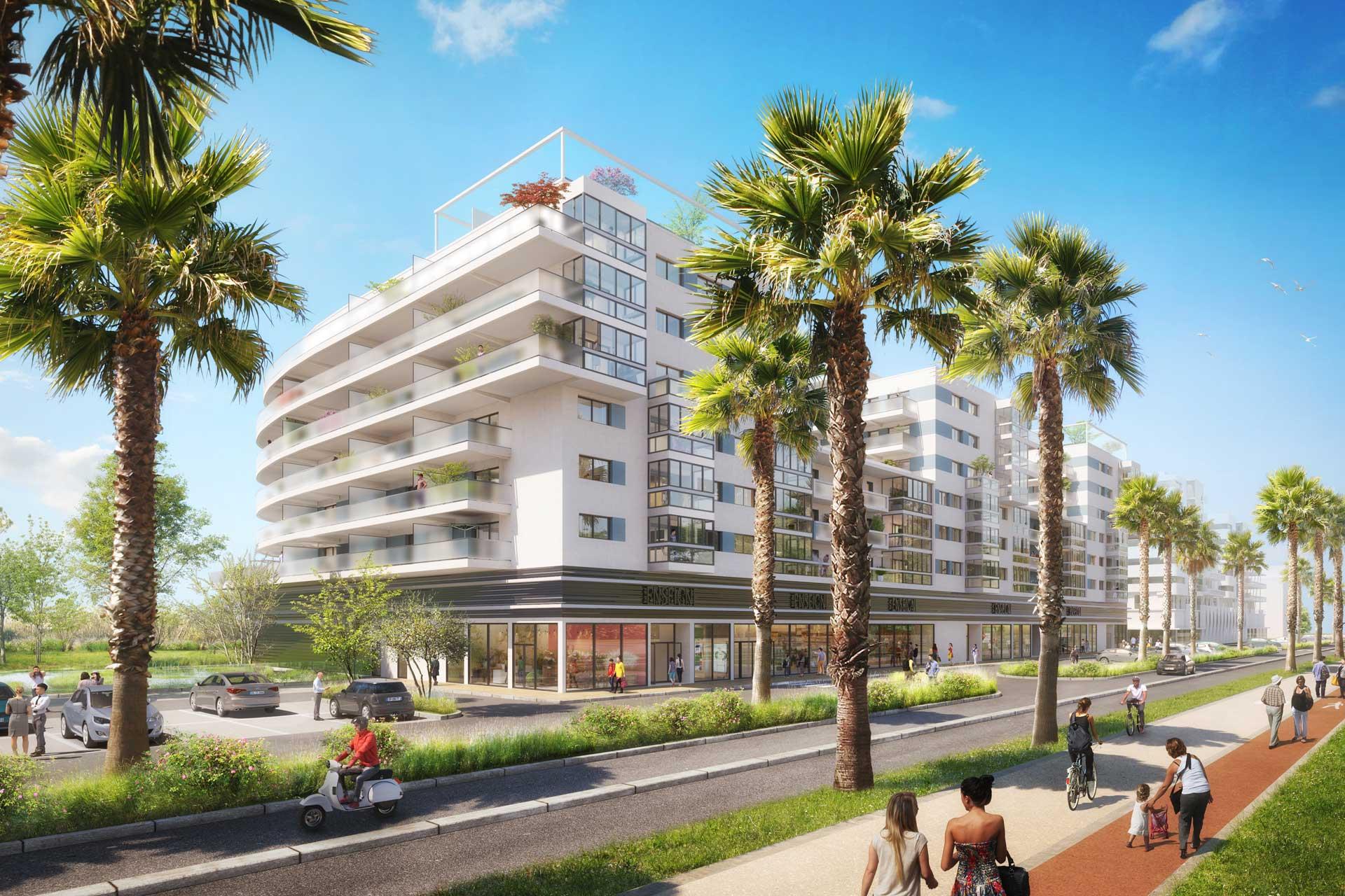 port-alizes-canet-plage-avenue