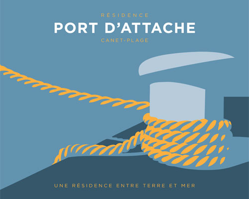 La plaquette Port d'Attache