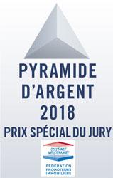 Les Pyramides d'Argent 2018 - Bleu Ancre