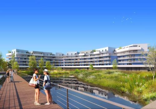 residence bleu odyssee port alizés