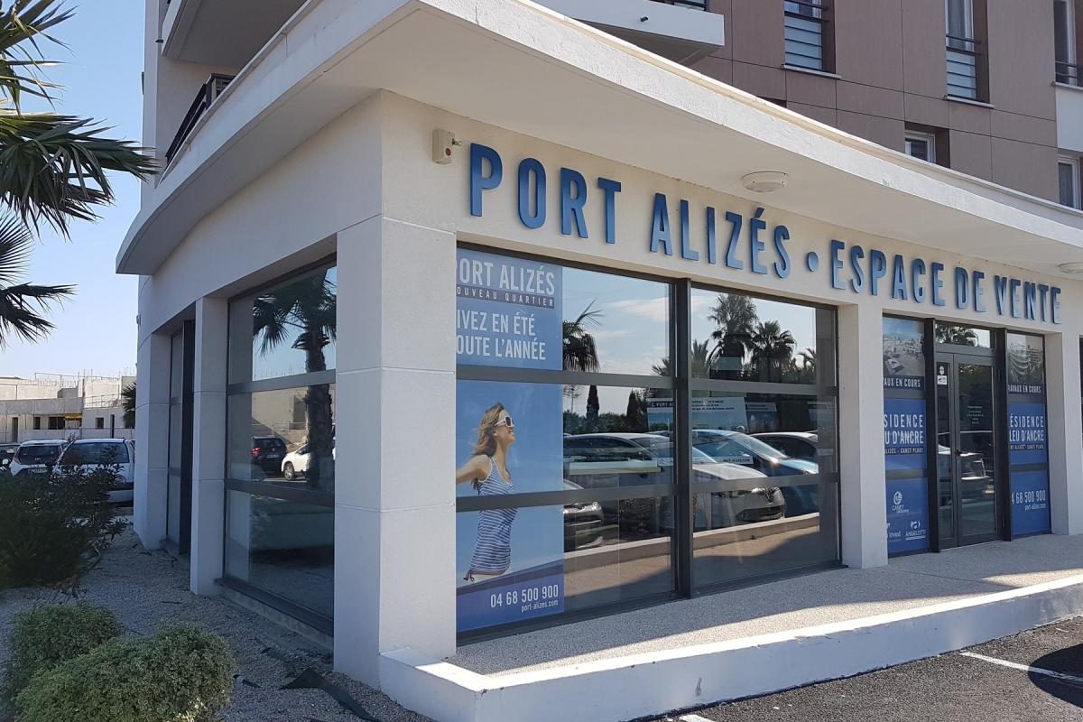 Chantier Port Alizés 2018