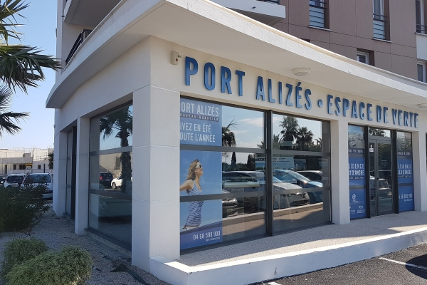 Chantier Port Alizés 2018