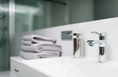 Salles de bains et salles d'eau aménagées